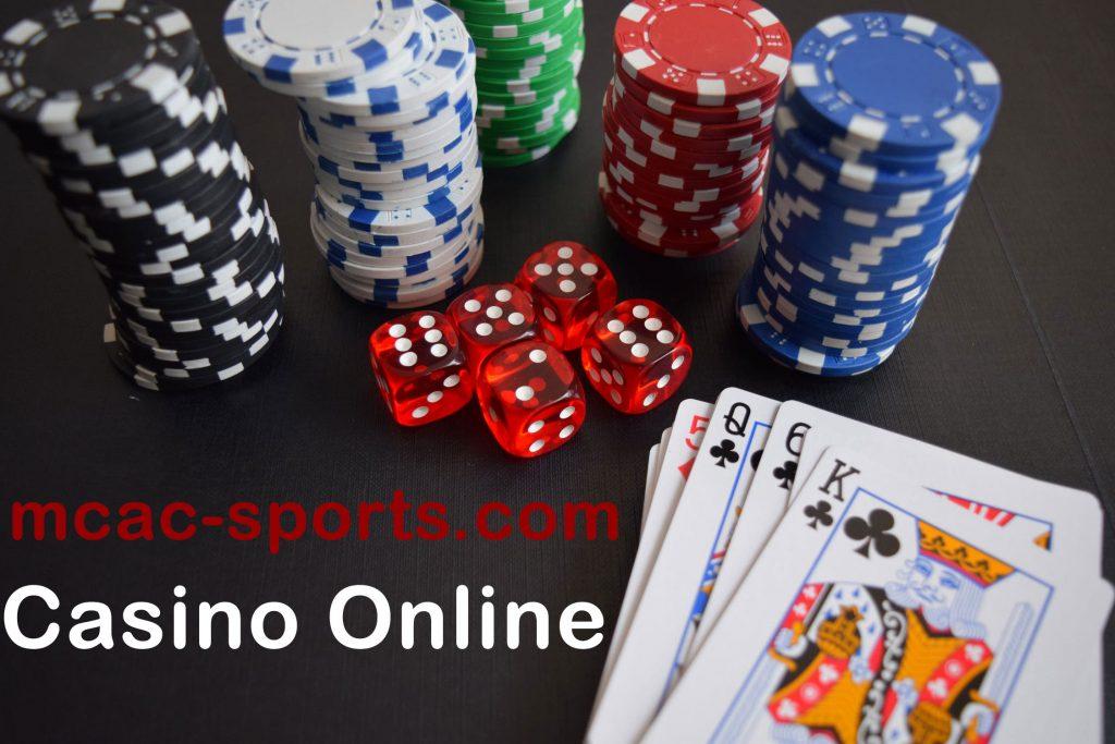 คาสิโนออนไลน์ casino