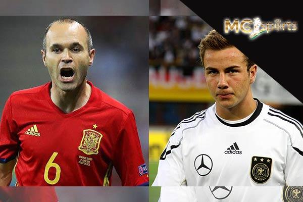 """""""อินเนียสต้า – เก็ตเซ่"""" 2 แข้งฮีโร่ พาทีมคว้าแชมป์ฟุตบอลโลก ปี 2010/2014 ทำอะไรอยู่ไหนบ้าง? แทงบอล"""
